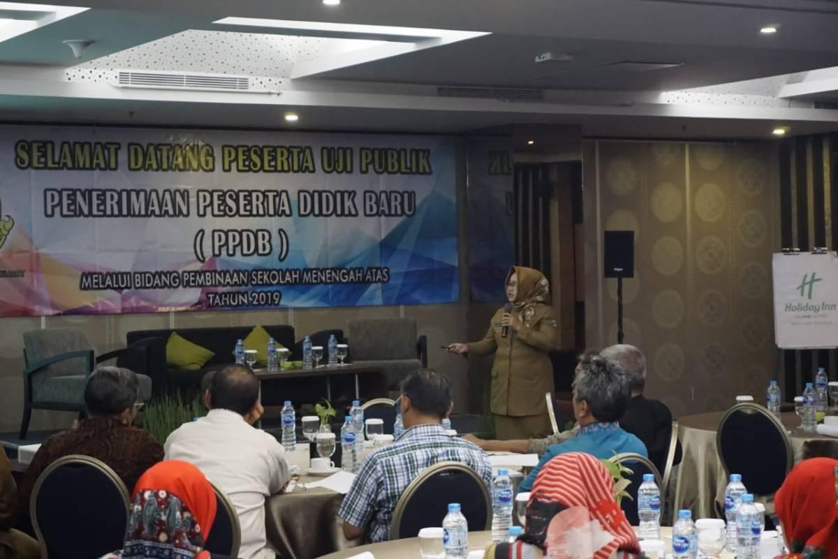 PPDB Jawa Barat Dibuka Mei 2019